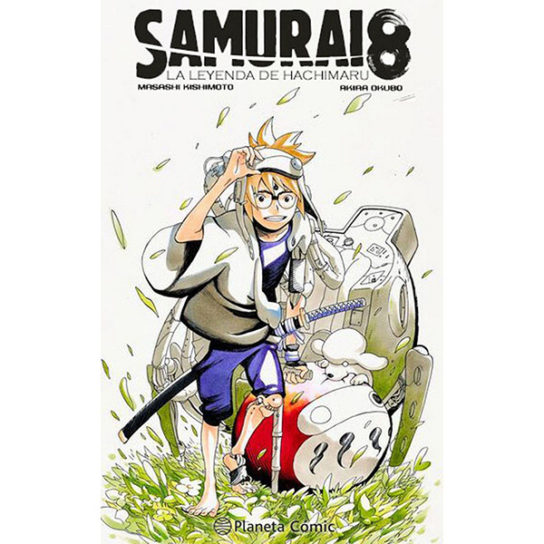 Samurai 8 Vol. 1