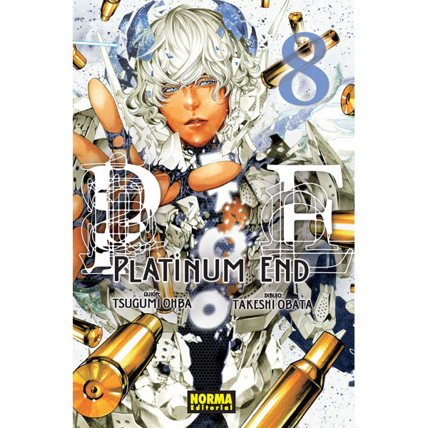 Platinum End Vol.8