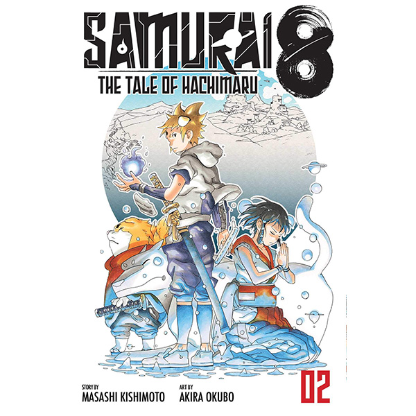 Samurai 8 Vol. 2