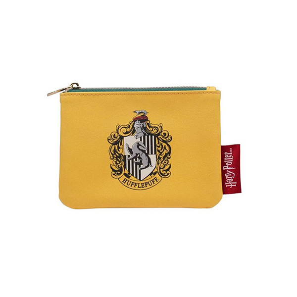 Monedero mini Hufflepuff