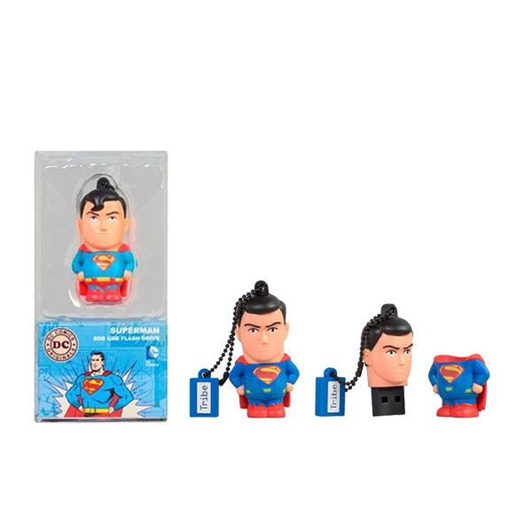 Memoria USB 16GB Superman