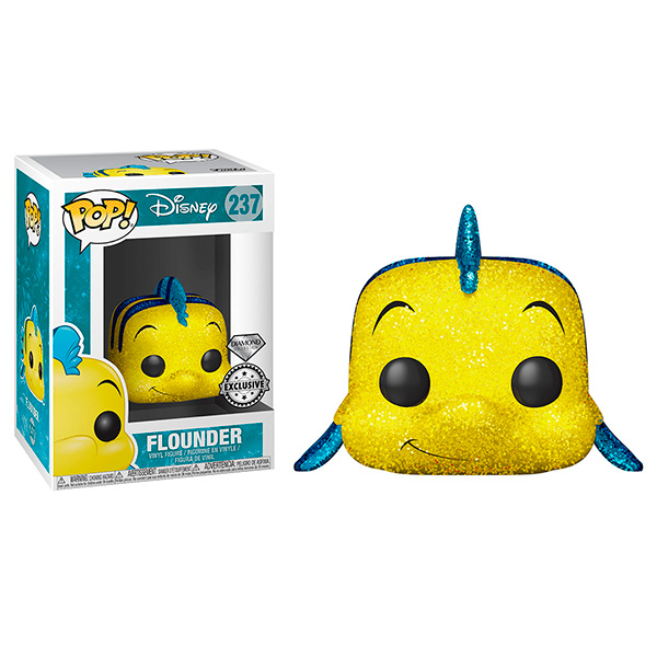 Pop Flounder Diamond Collection 237