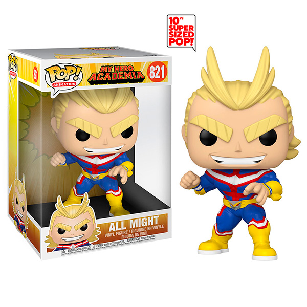 Pop All Might 821 25cm