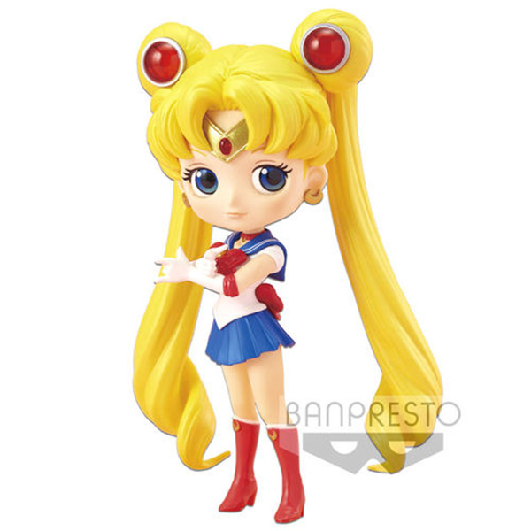 Q Posket Sailor Moon 14cm