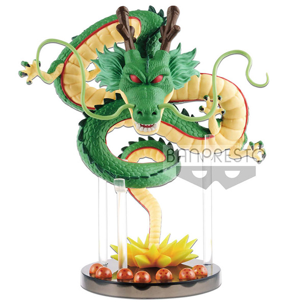 Figura World Collectable Shenron DragonBall Z 14cm