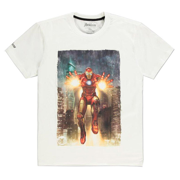 Camiseta Avengers Iron Man