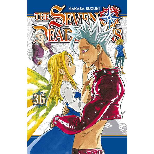 The Seven Deadly Sins Vol.36/41
