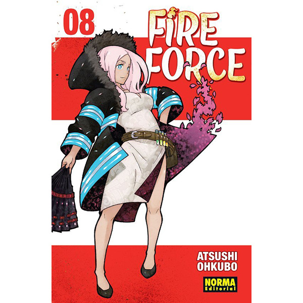 Fire Force Vol.8