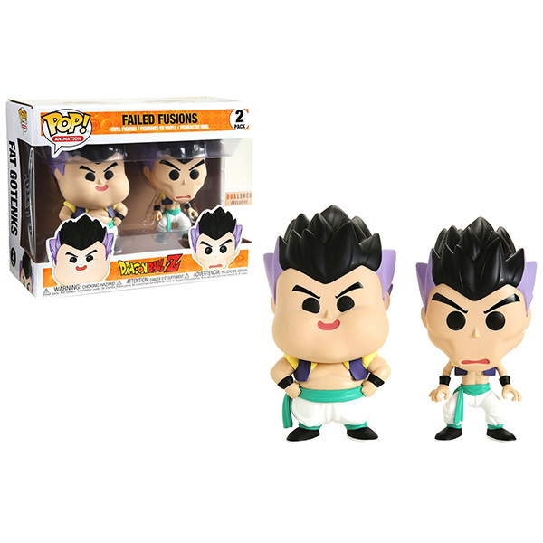 Pop Failed Fusions 2