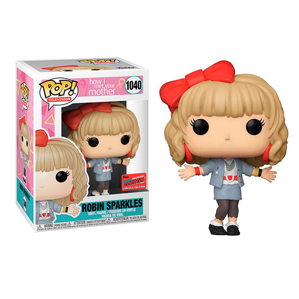 Pop Robin Sparkless 1040 Limited Edition