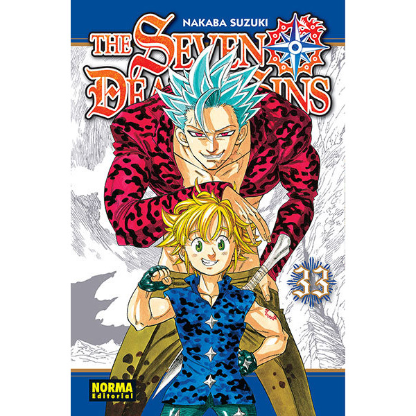The Seven Deadly Sins Vol.33/41