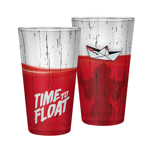 Super Vaso Pennywise XXL 400ml Time to Float