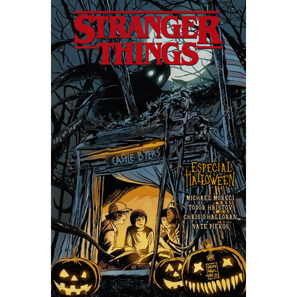 Stranger Things Especial Halloween