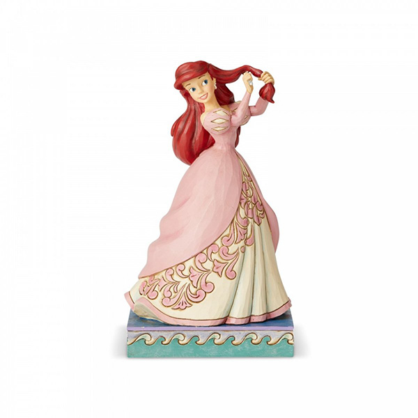 Figura Disney Traditions Ariel Curious Collector
