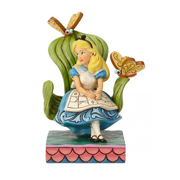 Figura Disney Traditions Alicia Curiouser and Curiouser