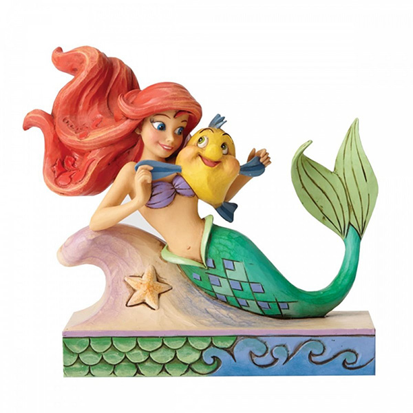 Figura Disney Traditions Ariel Fun and Friends