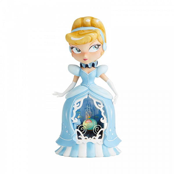 Figura Disney Miss Mindy Cenicienta (con luz)