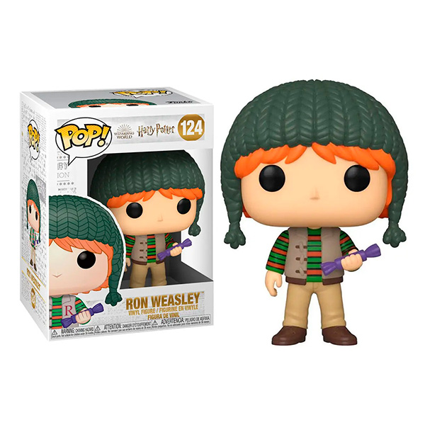Pop Ron Weasley Holiday 124