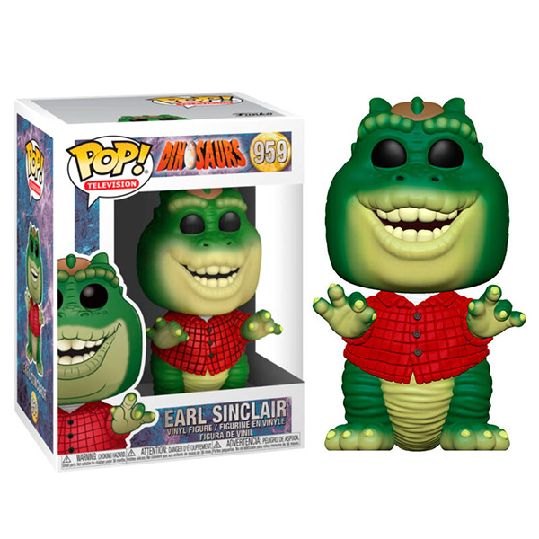 Pop Dinosaurios Earl Sinclair 959
