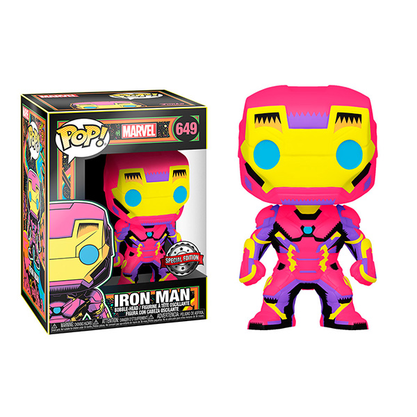 Pop Ironman 649 Special Edition