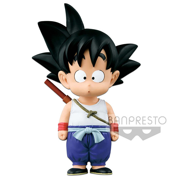 Figura Son Goku Dragon Ball Collection 14cm