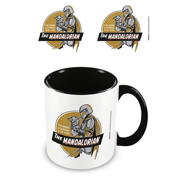 Taza Mandalorian I've Been Looking for You