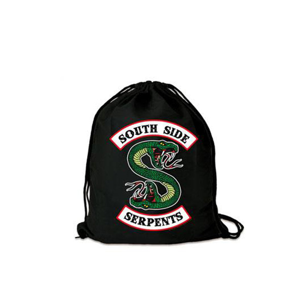 Bolsa de Tela Riverdale South Side Serpents