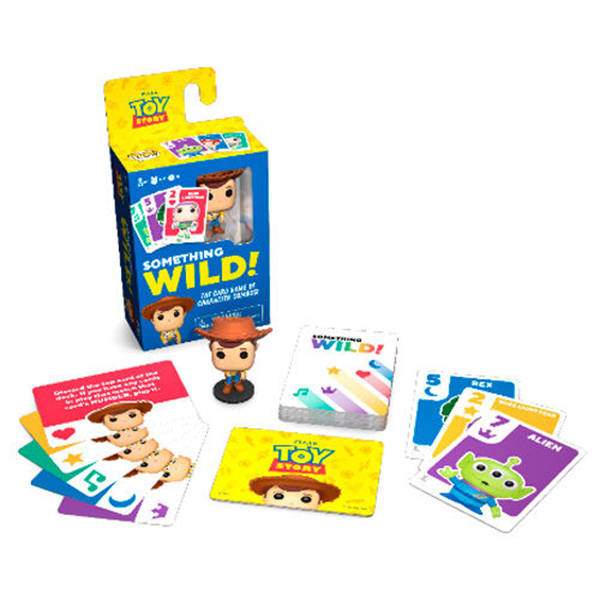 Juego de Cartas Something Wild! Toy Story