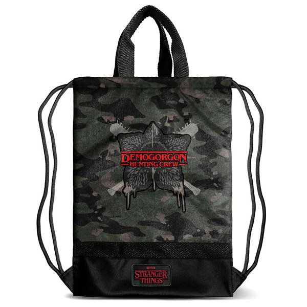 Bolsa Stranger Things Demogorgon