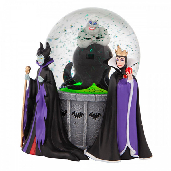 Figura Disney Traditions Villains Waterball