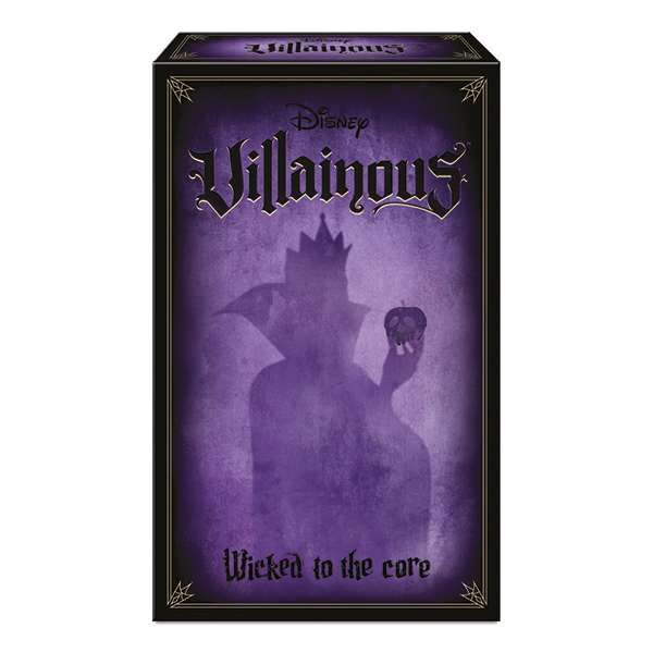 Juego de Mesa Villainous - Wicket to the Core