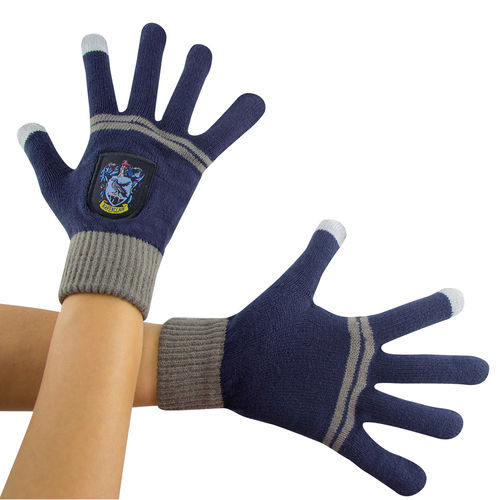 Harry Potter Guantes Ravenclaw