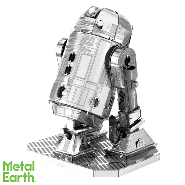 Puzzle Metal Earth R2-D2