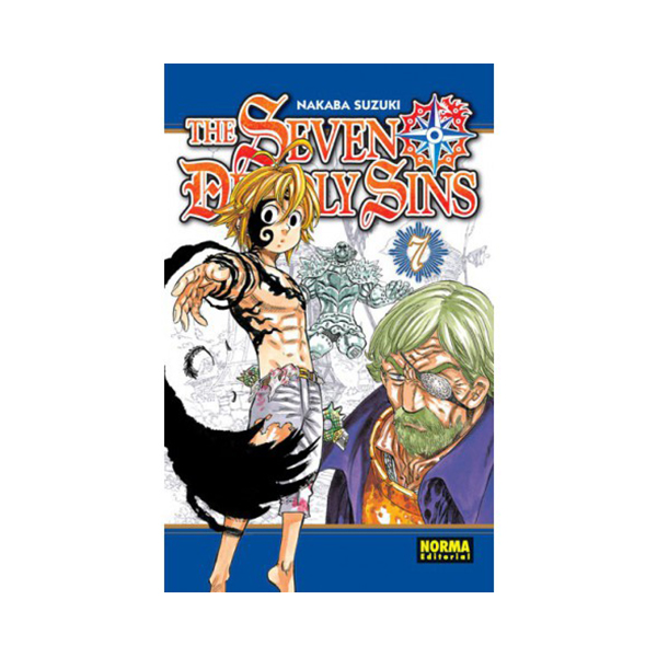 The Seven Deadly Sins Vol.7/41