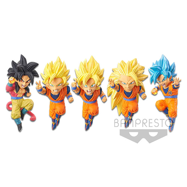 Figuras Dragon Ball 7cm