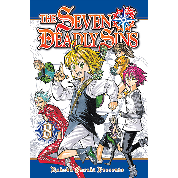 The Seven Deadly Sins Vol.8/41