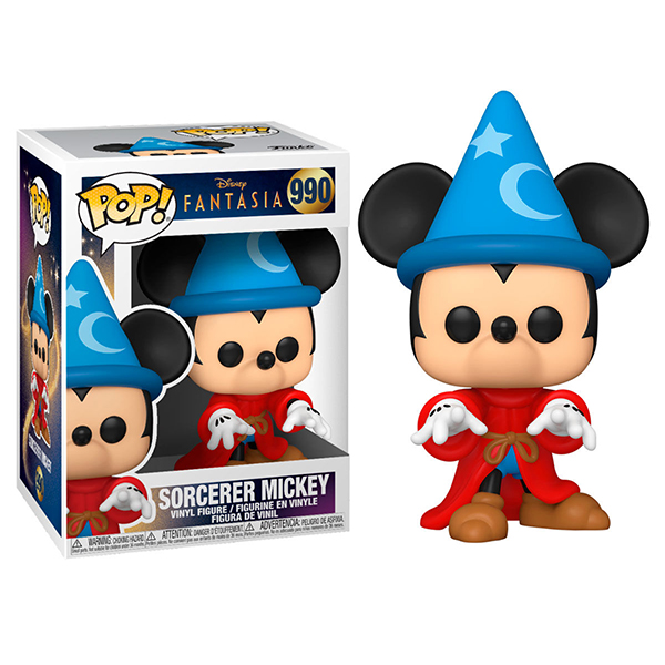Pop Sorcerer Mickey 990