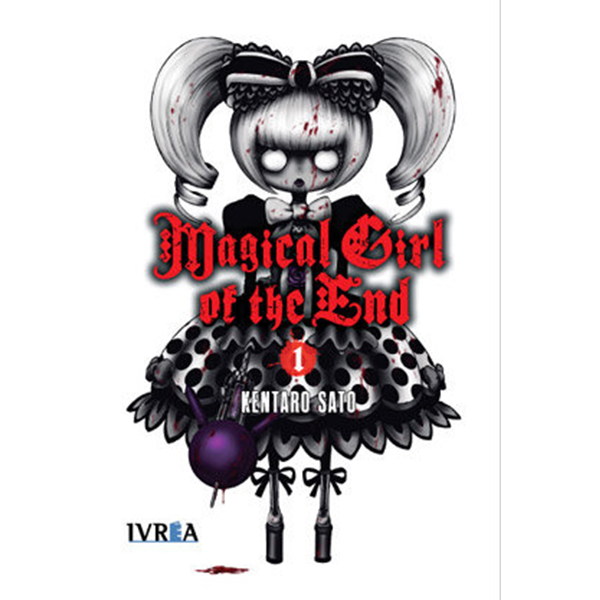 Magical Girl of The End Vol.1/16