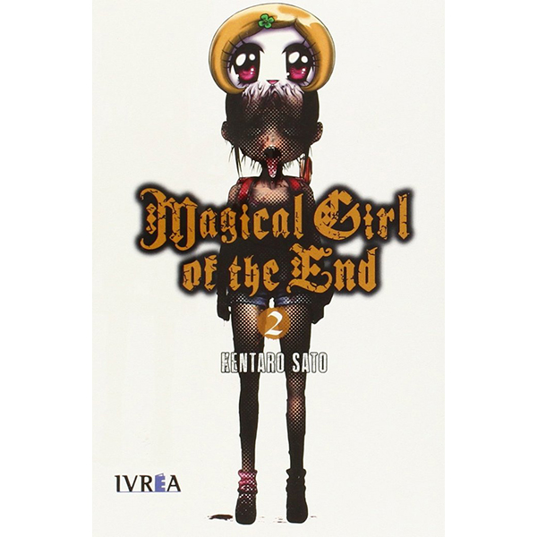 Magical Girl of The End Vol.2/16