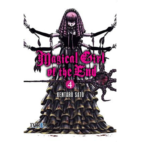 Magical Girl of The End Vol.4/16