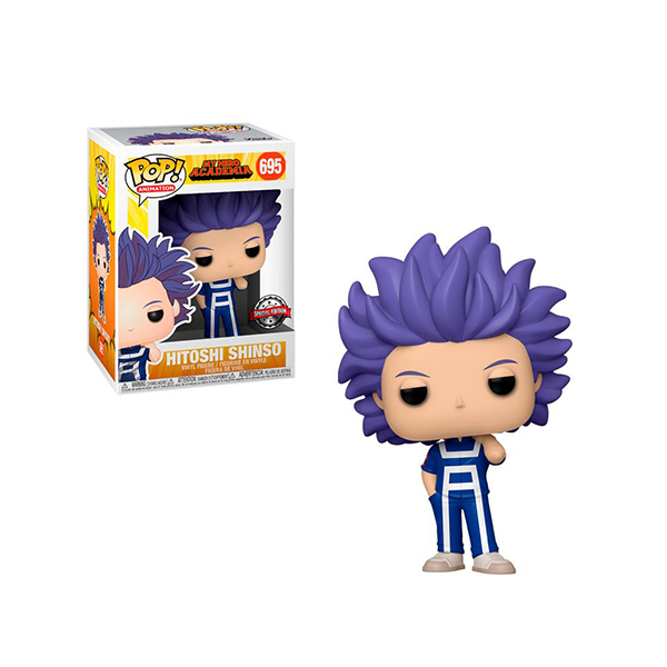 Pop Hitoshi Shinso 695 Special Edition