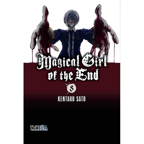 Magical Girl of The End Vol.8/16