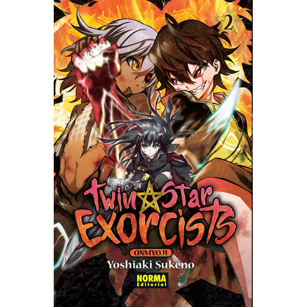 Twin Star Exorcists Vol.2
