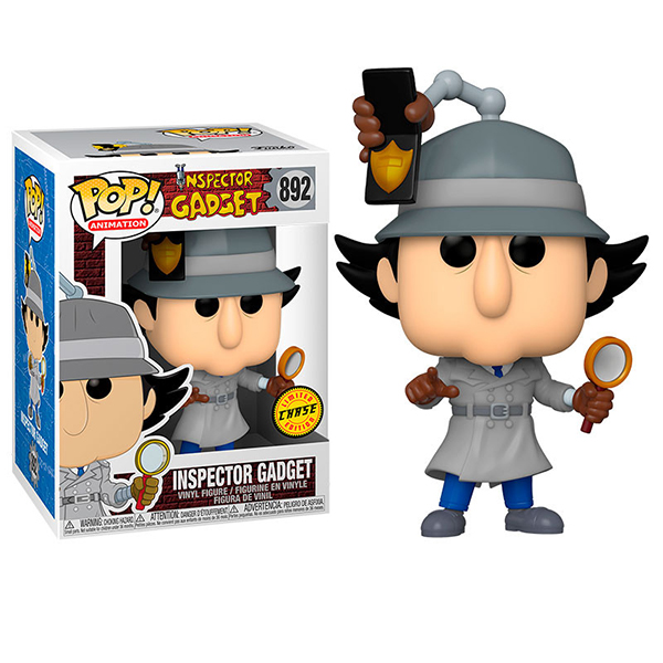 Pop Inspector Gadget 892 Chase
