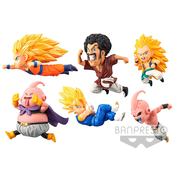 Figuras Dragon Ball Z The Historical Characters Vol.3 (7cm)