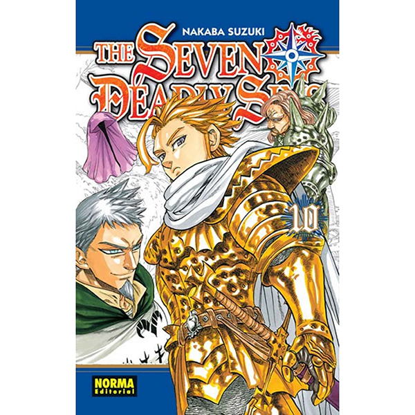 The Seven Deadly Sins Vol.10/41